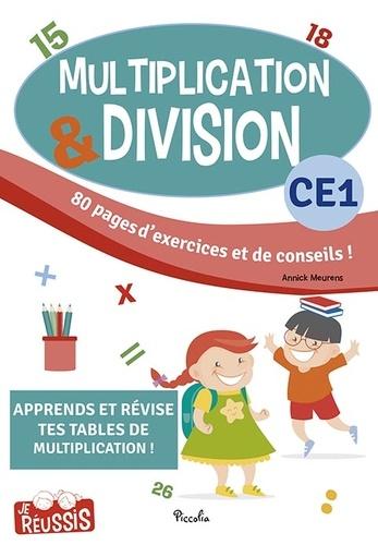 Piccolia - Multiplication et division CE1 - 7-8 ans.