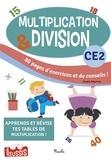 Piccolia - Multiplication et division CE2 - 8-9 ans.