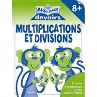 Piccolia - Multiplications et divisions 8+.