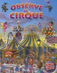 Piccolia - Observe le cirque.