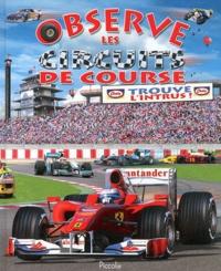 Piccolia - Observe les circuits de course.
