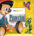 Piccolia - Pinocchio ; Peter Pan.