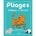 Piccolia - Pliages d'animaux à décorer.