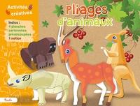Histoiresdenlire.be Pliages d'animaux - Avec 4 planches cartonnées prédécoupées, 1 notice Image