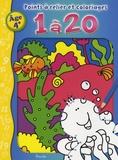 Piccolia - Points à relier et coloriages 1 à 20.