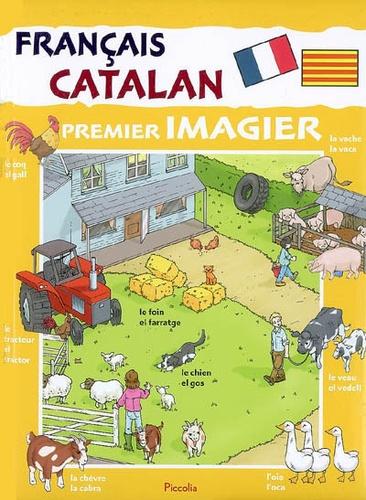 Piccolia - Premier imagier Français-Catalan.