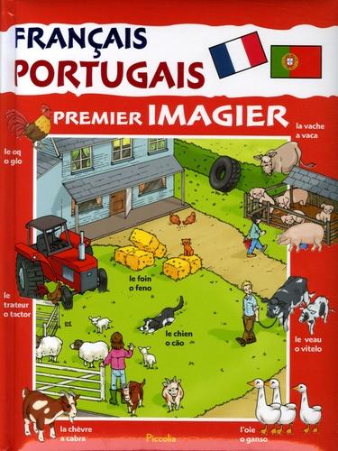 Piccolia - Premier imagier français-portugais.