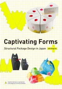 Pie books - Captivating forms - Structural package design in Japan.