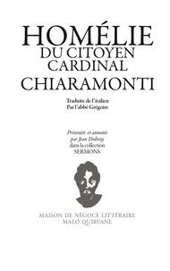 Pie VII Citoyen-cardinal Chiaramonti et Henri Jean-Baptiste Abbé Grégoire - Homélie du citoyen-cardinal Chiaramonti.