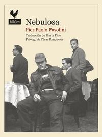 Pier Paolo Pasolini et  Marta Pino - Nebulosa - Novela sobre la Italia de los años 1960.