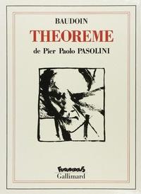 Pier Paolo Pasolini - Théorème.