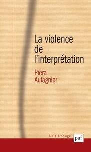 Piera Aulagnier - .