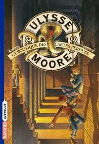 Pierdomenico Baccalario - Ulysse Moore Tome 2 : La boutique des cartes perdues.