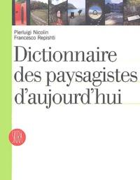 Accentsonline.fr Dictionnaire des paysagistes d'aujourd'hui Image