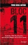 Piero Degli Antoni - Bloc 11.