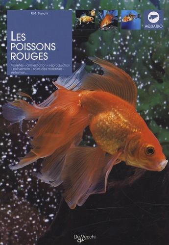 Piero Maria Bianchi - Les poissons rouges.