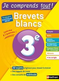 Pierre-Alain Chiffre et Frédéric Puigrédo - Brevets blancs 3e.