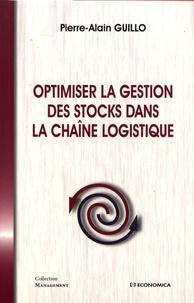 Pierre-Alain Guillo - Optimiser la gestion des stocks dans la chaine logistique.