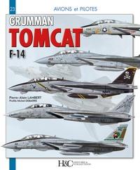 Pierre-Alain Lambert - Grumman F-14 Tomcat.