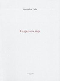 Pierre-Alain Tâche - Fresque avec ange.