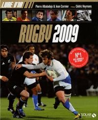 Pierre Albaladejo et Jean Cormier - Livre d'or Rugby 2009.