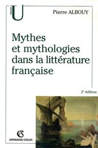 Histoiresdenlire.be Mythes et mythologies dans la littérature française Image