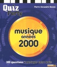 Coachingcorona.ch Musique années 2000 Image