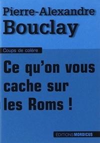 Pierre-Alexandre Bouclay - Ce qu'on vous cache sur les roms !.