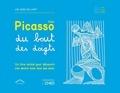 Pierre-Alexis Roussel - Pablo Picasso du bout des doigts. 1 CD audio