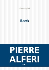 Pierre Alféri - Brefs - Discours.