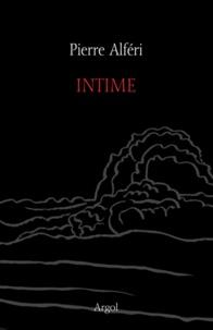 Pierre Alféri - Intime. 1 DVD