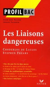 Pierre-Ambroise-François Choderlos de Laclos - Les Liaisons dangereuses de Choderlos de Laclos.
