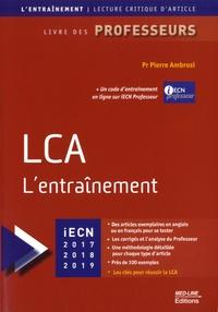 Pierre Ambrosi - LCA - L'entraînement - Livre des professeurs.