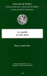 Deedr.fr La causalité en droit pénal Image
