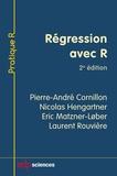 Pierre-André Cornillon et Nicolas Hengartner - Régression avec R.