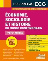 Pierre-André Corpron et Florent Aubry-Louis - Economie, sociologie et histoire du monde contemporain 1re et 2e années.