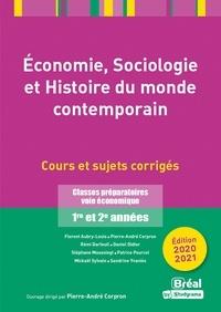 Pierre-André Corpron - Economie, sociologie et histoire du monde contemporain.