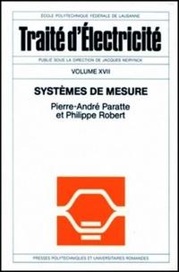 Traité délectricité - Volume 17, Systèmes de mesure.pdf