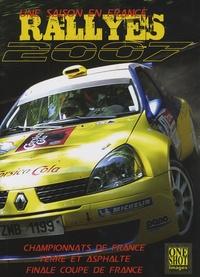 Pierre-André Peauger et Fabrice Tourrel - Une saison en France - Rallyes 2007.
