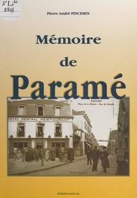 Pierre-André Pincemin et A. Coudray - Mémoire de Paramé.