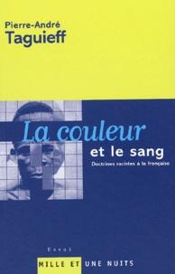 La couleur et le sang. Doctrines racistes à la française.pdf