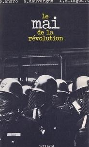 Pierre Andro et Alain Dauvergne - Le Mai de la Révolution.