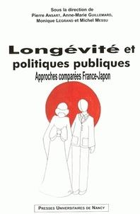 Pierre Ansart - Longévité et politiques publiques - Approches comparées France-Japon.