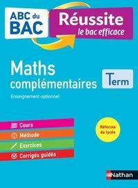 Pierre-Antoine Desrousseaux - Maths complémentaires Tle.