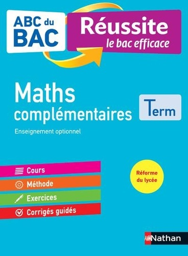 Maths complémentaires Tle  Edition 2020