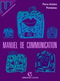 Pierre-Antoine Pontoizeau - Manuel de communication.