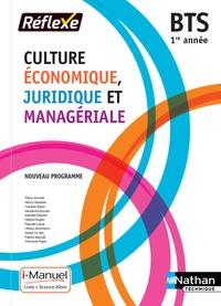 Culture Economique Juridique Et Manageriale Bts 1re Annee