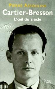 Deedr.fr CARTIER-BRESSON. L'oeil du siècle Image