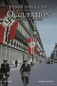 Pierre Assouline - Occupation - Romans et biographies.