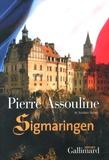 Pierre Assouline - Sigmaringen.